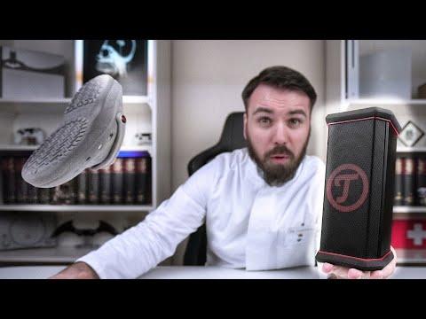 BASS bis der PANTOFFEL fliegt? Der neue Teufel Rockster XS (2018) - Bluetooth Lautsprecher