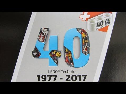 Lego Technic Building Set History