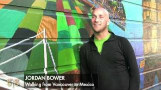 Make the Connection: Why One Man is Walking from Canada to Mexico