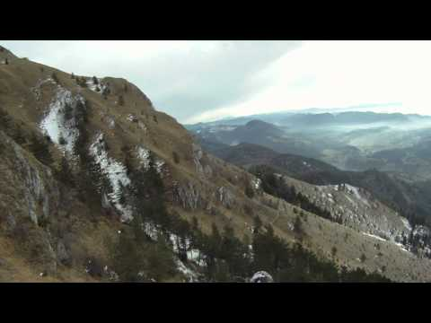 Polet s Kamniškega vrha