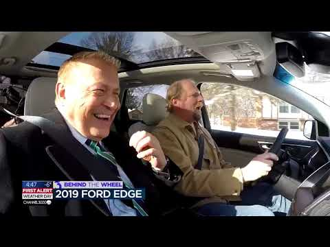 Behind the Wheel: 2019 Ford Edge
