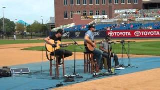50 Shades of Crazy - Chase Rice 8/23/15 Blue Rocks