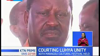 Luhya community to host a grand rally early January to discuss Luhya unity