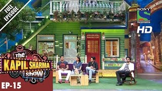 The Kapil Sharma Show  दी कपिल शर्मा शो–Episode 15Do Lafzon Ki Kahani With Kapil –11th June 2016