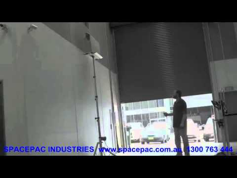 Spacepac CM 340 Portable Lifter with Remote Control