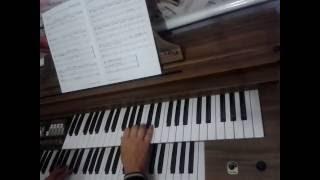 10 J.S.Bach adaptação para órgão eletrônico Tokai 12 peças fáceis