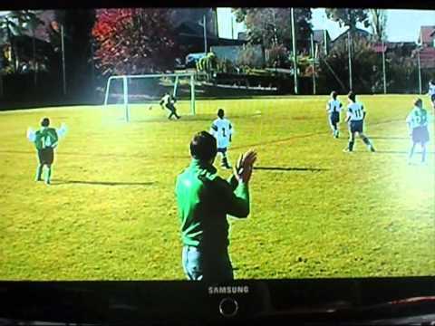 My Amazing 2nd Goal vs Aegeri