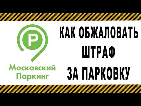 Как обжаловать штраф за парковку АМПП, ГИБДД, МАДИ