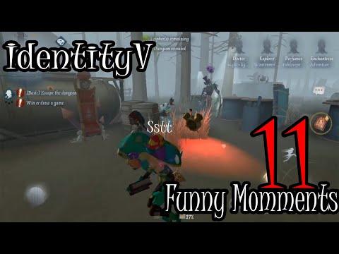 IDentity V   funny Moments #11
