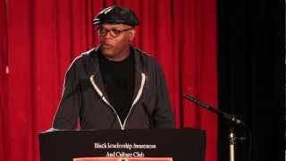 Samuel L. Jackson Black History Month speech