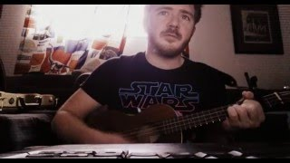 """""""A Mirror Is Harder To Hold""""- Ukulele Cover"""