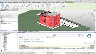 DBD-BIM Autodesk Revit® Plug-in - Baukosten