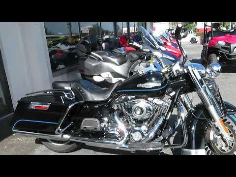 2010 Harley-Davidson Road King® in Sanford, Florida - Video 1
