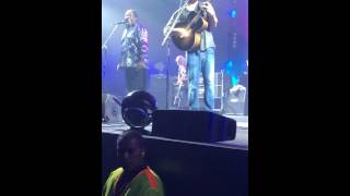 Everyday with Vusi Mahlasela - dave matthews band - Cape Town - 30/11/2013