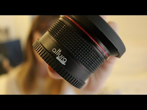 Altura Fisheye and Macro Lens Review