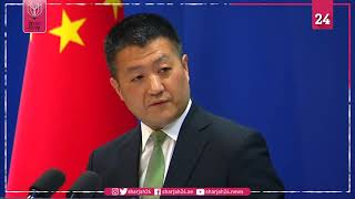 """اعتراضات صينية """"صارمة"""" بعد عبور سفينتين أميركيتين لمضيق تايوان"""