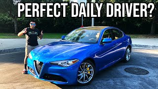 5 Reasons YOU SHOULD Buy An Alfa Romeo Giulia!