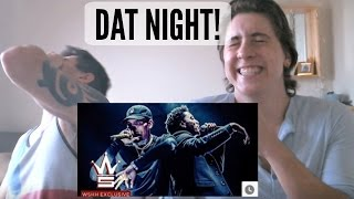 "Chris Brown ""Dat Night"" Feat. Trey Songz REACTION"