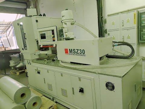 Plasty vstřikovací stroj VICTOR MACHINERY MSZ 30 2015
