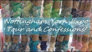 Nottingham Yarn Expo 2018