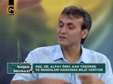 Doç.Dr. Alpay ÖRKİ - KAN TÜKÜRME (HEMOPTİZİ)