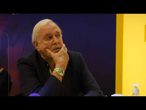 John Cleese, Actor, Comedian, Screenwriter & Producer