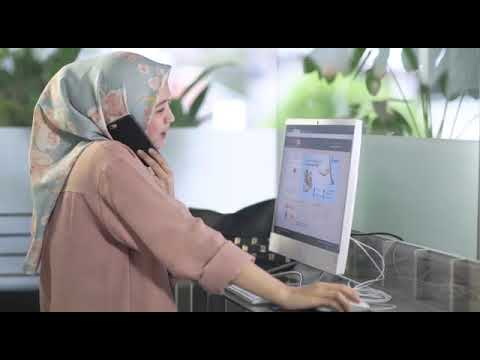 Syuting BRI KC tanah Abang Jakarta pusat