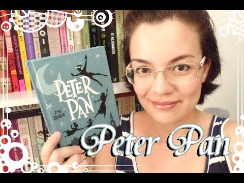 Livro - Peter Pan (J.M. Barrie)