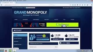 GRANDMONOPOLY - обзор букса grandmonopoly.com