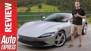 Ferrari Roma 2020 - dabar