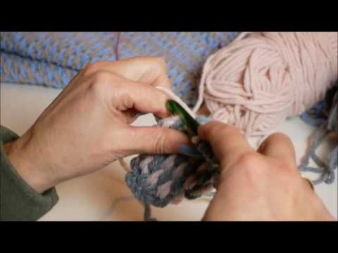 Workshop Tunisch Haken De Pingo Crochet Rose Sjaal Youtube Download