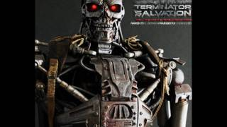 TERMINATOR SALVATION SOUNDTRACK FANMADE/ NIN - The Day The World Went Away ( War Distortion Edit )