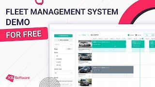 Fleet Management System Demo