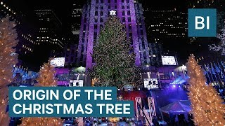 Here's How The Christmas Tree Tradition Started