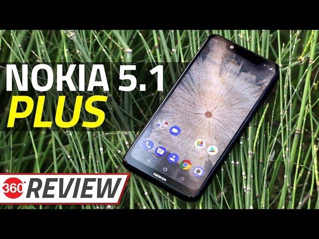 Nokia 5 1 Plus Review | NDTV Gadgets360 com