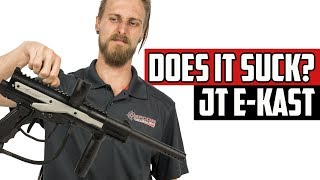 Does It Suck? JT E Kast Paintball Marker Ep. 22   4K