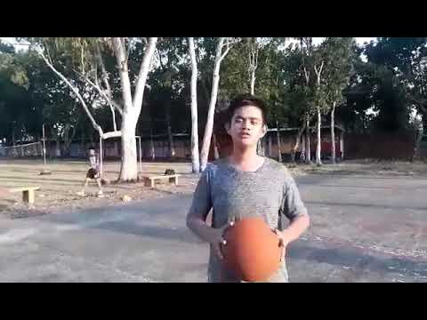 Demonstrative Speech: How to do the dribbling and how to shoot properly in basketball