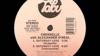 Cherrelle & Alexander O'Neal ‎- Saturday Love (Instrumental)