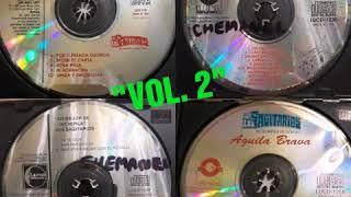 """LOS SAGITARIOS MIX 1989-1993 """"VOL. 2"""" ( CHEMANEL  )"""
