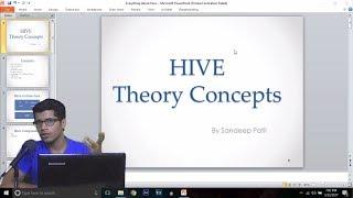 Hive tutorial Hindi