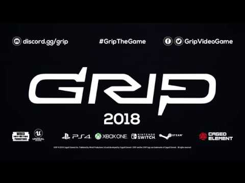 GRIP: Combat Racing Announcement Trailer ESRB thumbnail