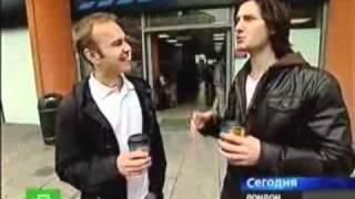 Розмари Хэзевей и Дмитрий Беликов, Говорит по-русски,чем не Дмитрий?