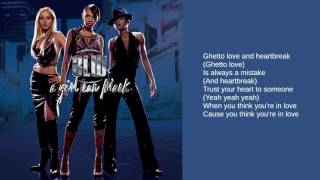 3LW: 05. Ghetto Love and Heartbreak (Lyrics)