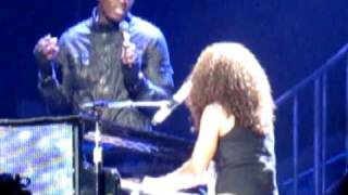 "Alicia Keys & Jermaine Paul ""Diary"" @ Prudential Center"