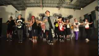"Chris Brown - Get Down / Hip Hop Class 2012 - GOP Dance - Pedro Aviles ""Master Class"""