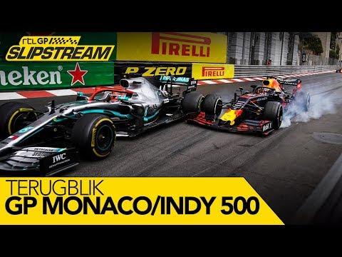 Max Verstappen magistraal in Monaco!   SLIPSTREAM