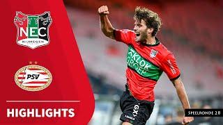 Samenvatting N.E.C. - Jong PSV (12-03-2021)