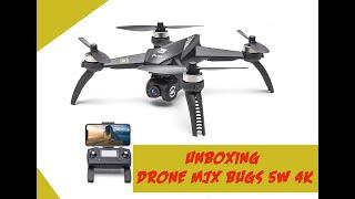 UNBOXING DRONE MJX BUGS 5W 4K