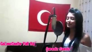 Sevdim Deliler Gibi Kızın Sesine Dikkat Arabesk Rap