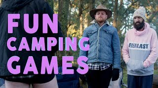 Fun Camping Games